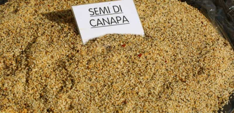 semi di canapa light
